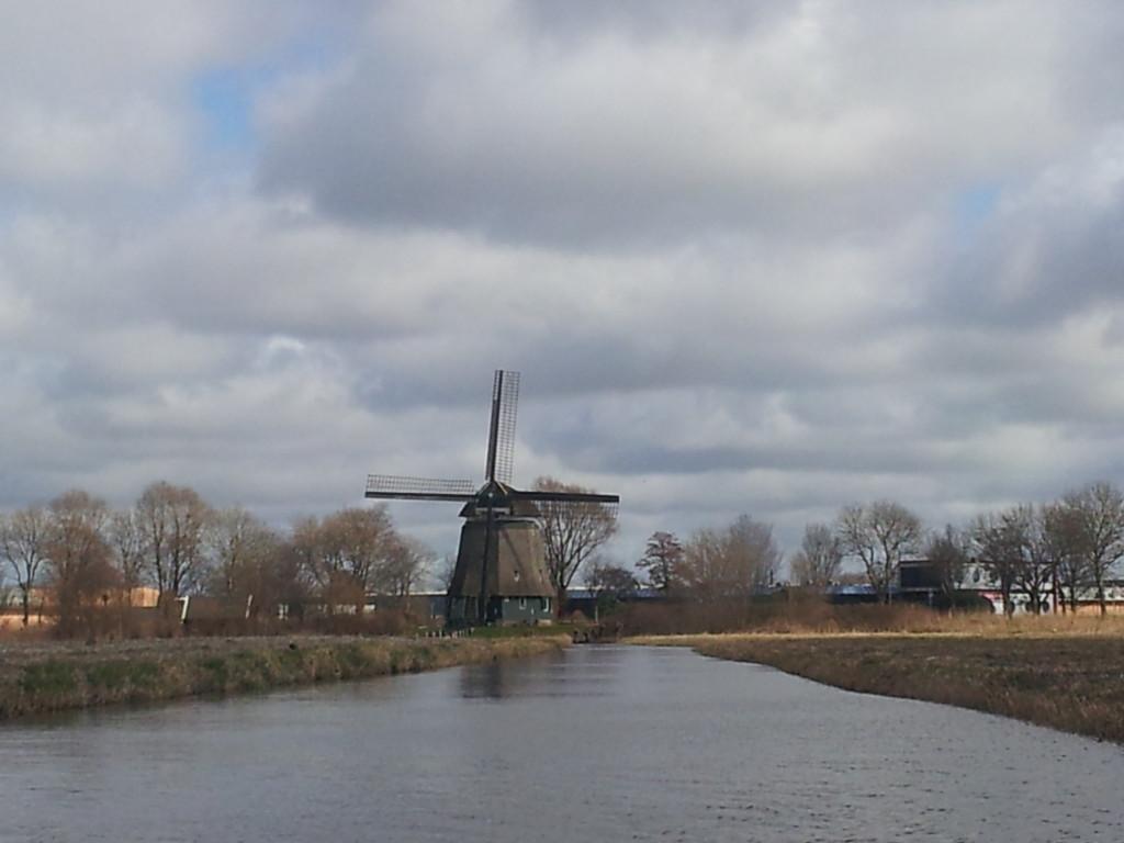 West-Friese windmolen